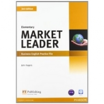 David Cotton, David Falvey and Simon Kent Market Leader 3rd Edition Elementary Practice File and Practice File CD Pack