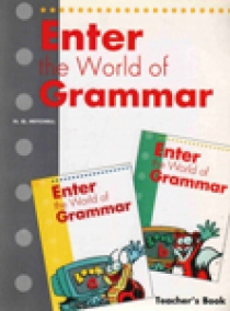 H.Q. Mitchell Enter the World of Grammar A and B Teacher's Book