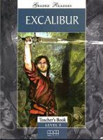 Graded Readers Level 3 Excalibur, Teacher's Book(Student's Book, Activity Book, Teacher's Notes) Version 2