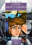 Graded Readers Level 4 Captain Grant's Children Teacher's Book (Students book, Activity book, Teachers notes)