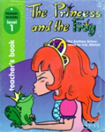 Primary Reader Level 1 The Princess & The Frog, Teacher's book with Audio CD