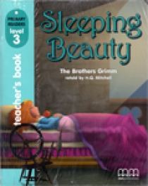 Primary Reader Level 3 Sleeping Beauty, Teacher's book With Audio CD