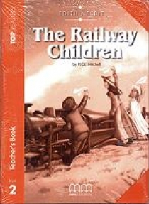 Top Readers Level 2 Railway Children Teach.Pack (Teacher's Book, Student's Book, Glossary)
