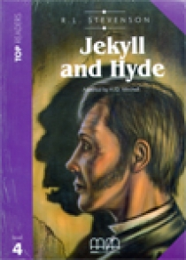 Top Readers Level 4 Jekyll & Hyde Student's Book+CD