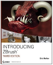 Keller Introducing ZBrush, 3rd Edition