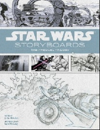 Rinzler Star Wars Storyboards: The Prequel Trilogy