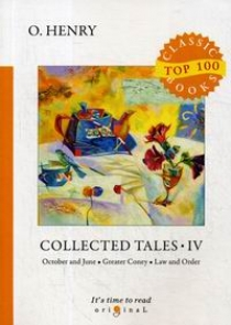 O. Henry Collected Tales IV