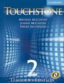 Michael J. McCarthy, Jeanne McCarten Touchstone Level 2 Teacher's Edition with Audio CD