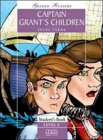 Graded Readers Level 4 Captain Grant's Children, Pack (Student's Book, Activity Book, CD)