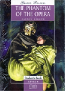 Graded Readers Level 4 The Phantom of the Opera, Pack (Student's Book, Activity Book, CD)