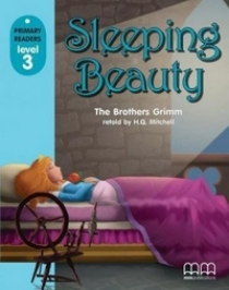 Primary Reader Level 3 Sleeping Beauty, With Audio CD