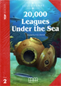 Top Readers Level 2 20.000 Leagues Under the Sea Student's Book+CD