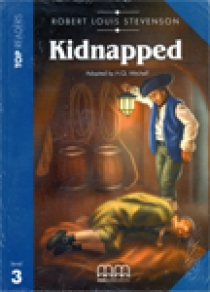 Top Readers Level 3 Kidnapped Student's Book+CD