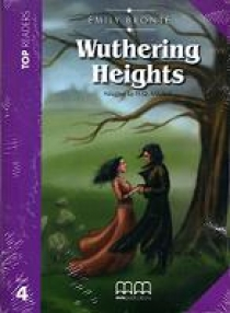 Top Readers Level 4 Wuthering Heights SBk+CD+Glossary