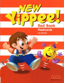 H.Q. Mitchell New Yippee! Red Flashcards (A4 size)