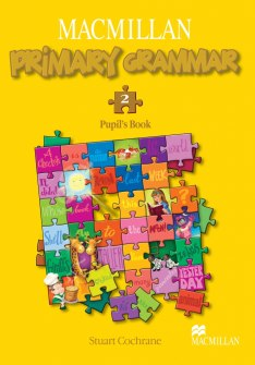 Stuart Cochrane - Macmillan Primary Grammar 2 Student's Book with Audio CD