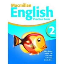 Mary Bowen, Louis Fidge Macmillan English 2 Practice Book and CD-ROM