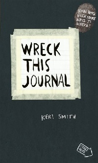 Smith Keri Wreck This Journal