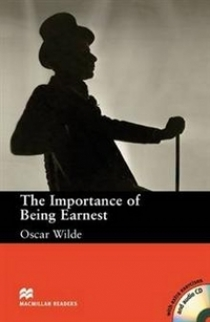Oscar Wilde The Importance of Being Earnest (with Audio CD)