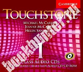Michael J. McCarthy, Jeanne McCarten Touchstone Level 1 Class Audio CDs (4)