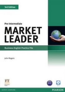 David Cotton, David Falvey and Simon Kent Market Leader 3rd Edition Pre-Intermediate Practice File and Practice File CD Pack