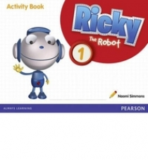 Simmons Naomi Ricky the Robot 1. Activity Book