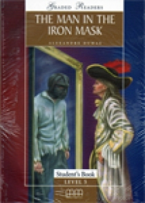 Graded Readers Level 5 Man In the Iron Mask Pack (Students book,Activity book,CD)