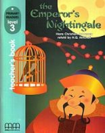 Primary Reader Level 3 The Emperor's Nightingale Teacher's Book with CD ROM