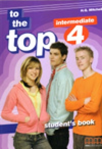 Mitchell H. Q. To the Top 4 Student's Book