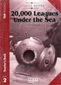 Top Readers Level 2 20.000 Leagues Under the Sea Teach.Pack(Teacher's Book,Student's Book,Glossary)