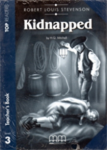 Top Readers Level 3 Kidnapped Teacher's Book (Teacher's Book,Student's Book,Glossary)