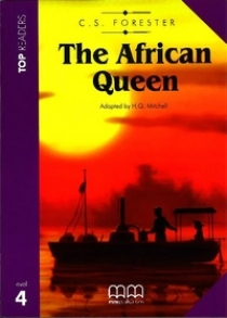 Top Readers Level 4 The African Queen Student's Book (Inc.Glossary)