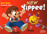 H.Q. Mitchell New Yippee! Red Student's Book (includes the Fun Book)