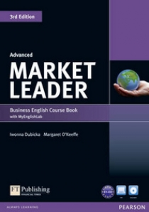 Cotton D. Market Leader 3rd Edition Advanced Coursebook with DVD-ROM and MyLab Access Code Pack