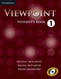 Michael McCarthy, Jeanne McCarten, Helen Sandiford Viewpoint Level 1 Student's Book