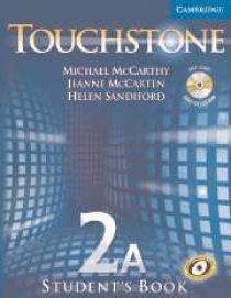 Michael J. McCarthy, Jeanne McCarten Touchstone Level 2 Student's Book A with Audio CD/ CD-ROM