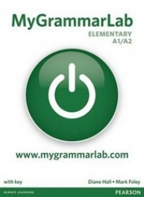 Diane Hall MyGrammarLab Elementary (A1/ A2) Student Book (with Key) and MyLab