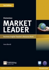 David Cotton, David Falvey and Simon Kent Market Leader 3rd Edition Elementary Teacher's Book with Test Master CD-ROM