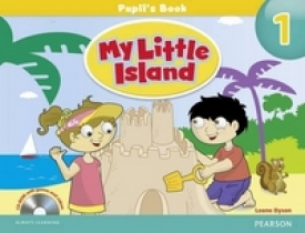 Leone Dyson My Little Island Level 1 Pupil's Book with CD-ROM