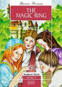 Graded Readers Level 2 Magic Ring, Pack (Student's Book, Activity Book, CD)