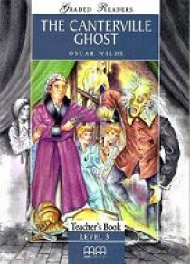 Graded Readers Level 3 The Canterville Ghost, Teacher's Book(Student's Book, Activity Book, Teacher's Notes) Version 2