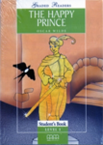 MMP Graded Readers Level 1 The Happy Prince Pack (SB,AB,CD)
