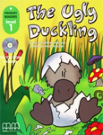 Primary Reader Level 1 The Ugly Duckling, With Audio CD
