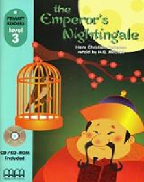 Primary Reader Level 3 The Emperor's Nightingale with Audio CD