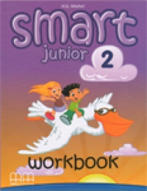 Mitchell H. Q. Smart Junior Level 2 Workbook with Audio CD