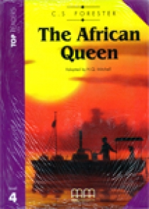 Top Readers Level 4 The African Queen Student's Book+CD