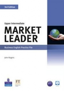 David Cotton, David Falvey and Simon Kent Market Leader 3rd Edition Upper-Intermediate Practice File and Practice File CD Pack