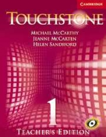 Michael J. McCarthy, Jeanne McCarten Touchstone Level 1 Teacher's Edition with Audio CD