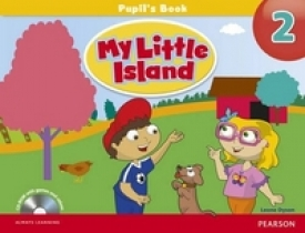 Leone Dyson My Little Island Level 2 Pupil's Book with CD-ROM