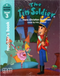 Primary Reader Level 3 Tin Soldier, Teacher's book with Audio CD